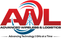 AWL | Advance Wireless & Logistics Logo
